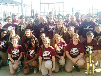 Picayune Archery Wins 4th Straight South State