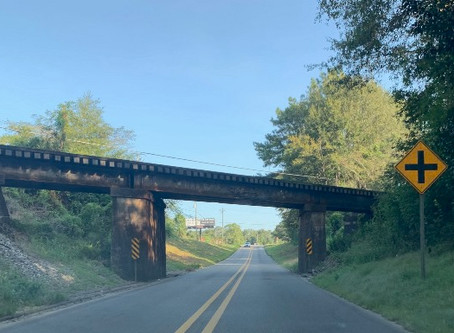 Supervisors concerned about railroad bridge overpass at Ozona