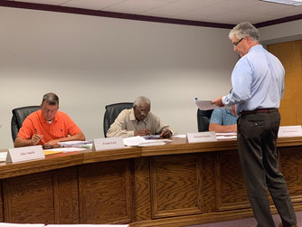 Picayune school board reviews goals from previous year
