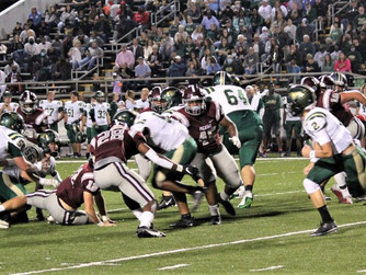 Turnovers doom Maroon Tide in 35-23 loss to West Jones