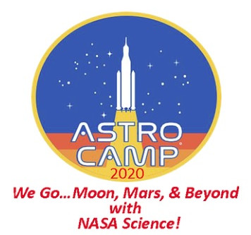 Stennis 2020 ASTRO CAMP® Announces Community Collaboration Opportunities