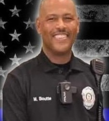 Flags to fly at half-staff in honor of Lt. Michael Boutte Sr