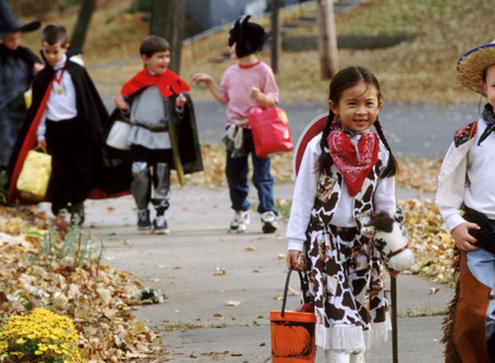 Safety tips for a safe Halloween