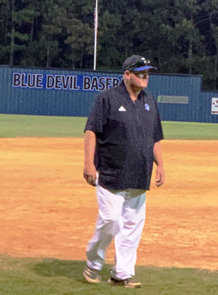 Blue Devils get series sweep with 12-1 win at Brookhaven