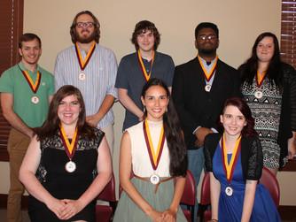 PRCC awards medallions to Honors Institute graduates