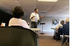 Mississippi Secretary of State Michael Watson visits Picayune