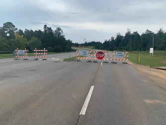 Highland Parkway closed this week for paving work