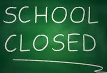 All three county school districts closed per Governor declaration