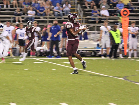 Maroon Tide rises fast to overcome Vancleave 69-42