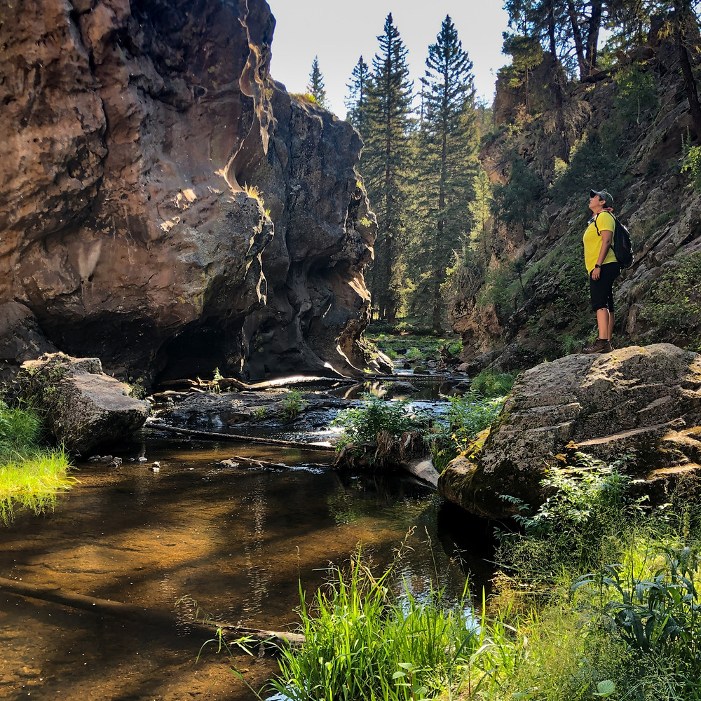 Hiking provides numerous health benefits