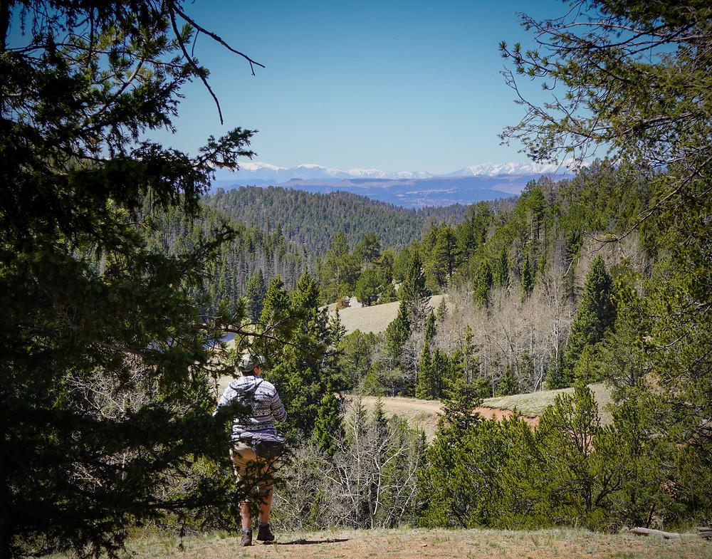 Hiking vie