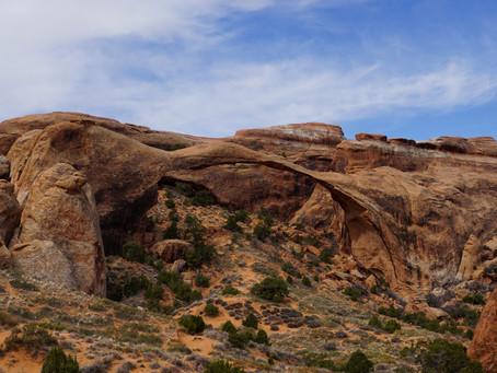 Arches National Park - Hiking Devil's Garden