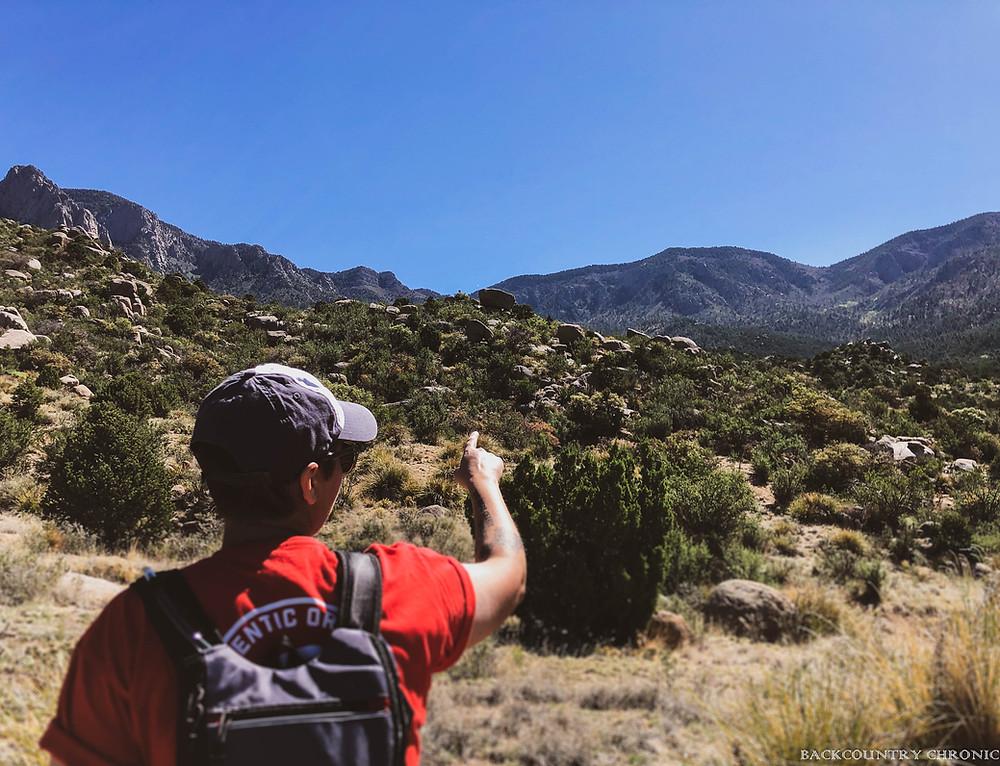 Hiking with Ankylosing Spondylitis