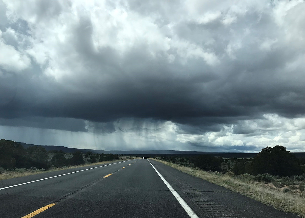 Road trips with chronic pain can seem stormy and unpleasant without tools to ease the pain.