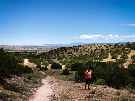Hiking with Chronic Pain