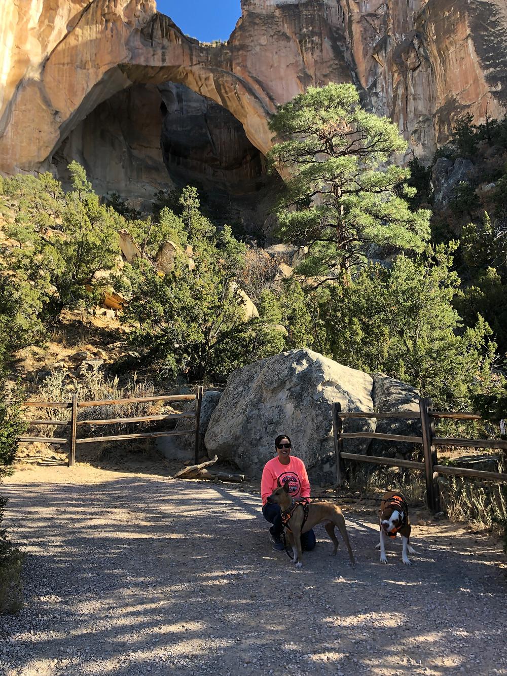 La Ventana Natural Arch in New Mexico