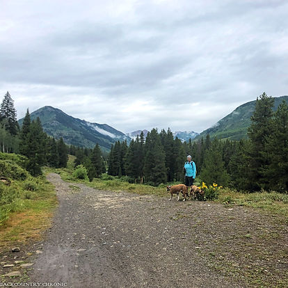 Hiking in Crested Butte Colorado