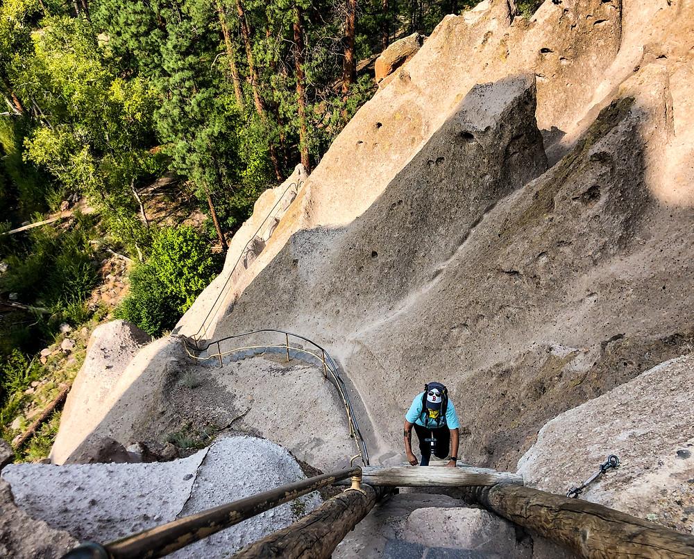 Invisible illness upward climb