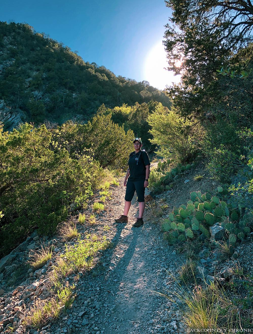 Hiking with chronic pain and Ankylosing Spondylitis