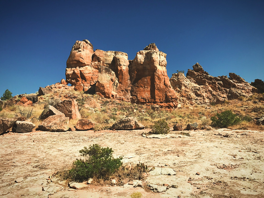 Canyons of the Ancients National Monument southern trailhead