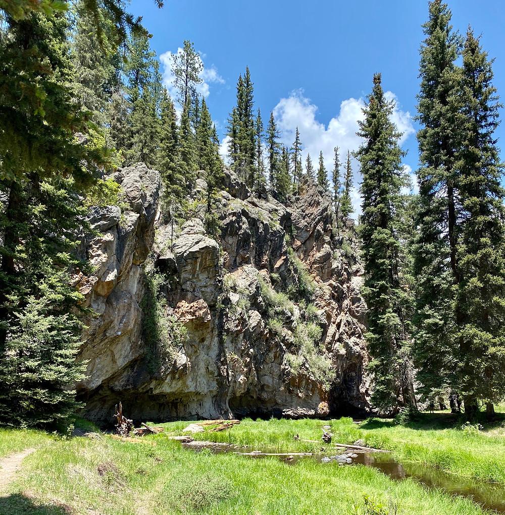 Hiking the Las Conchas Trail with Ankylosing Spondylitis