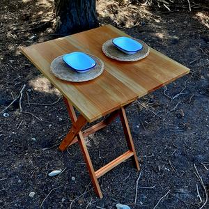 Folding Camp Table