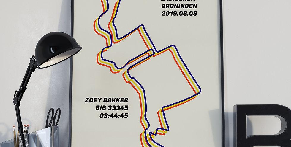 """Ladiesrun Groningen 2019 - """"Bauhaus"""""""