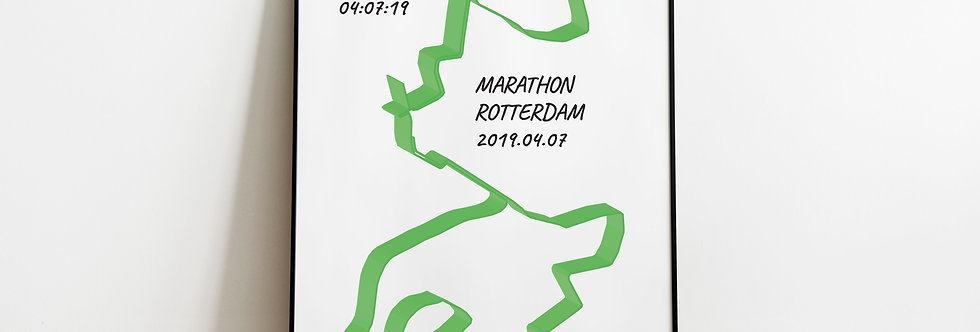 "Marathon Rotterdam 2019 - ""Can-do"""