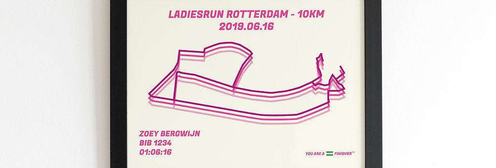"Ladiesrun Rotterdam 2019 - ""Triple Pink"""