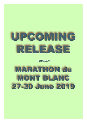 Upcoming Release - Mont Blanc 2019 (gree