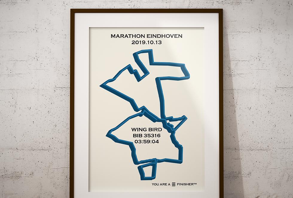 """Marathon Eindhoven 2019 - """"Calli"""""""