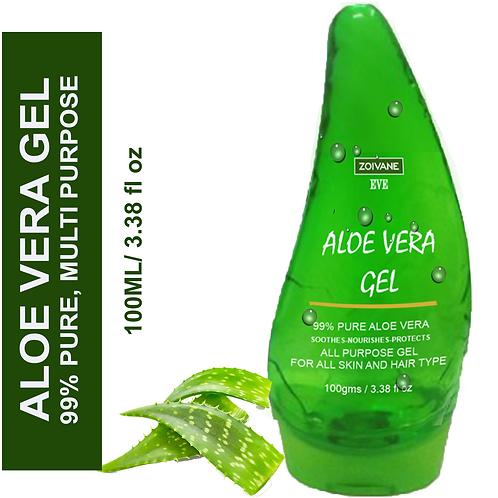 Zoivane's Aloe Vera Gel, 100gms