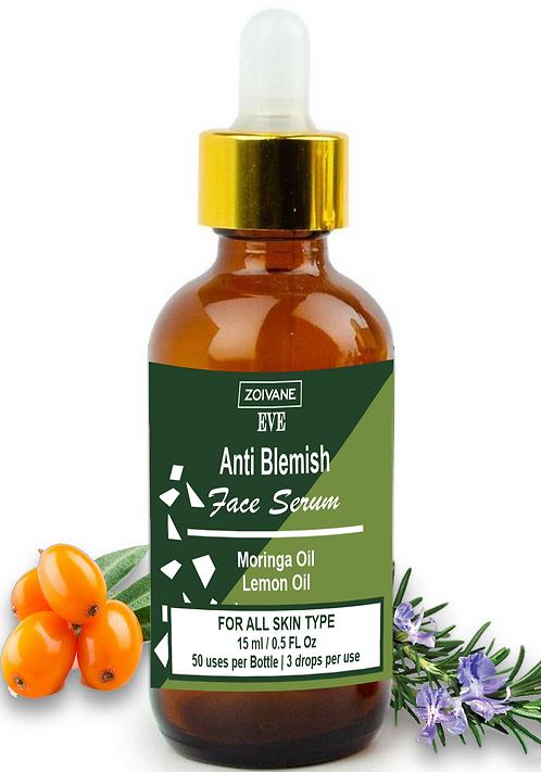 Zoivane's Anti Blemish Face Serum, 15 ml