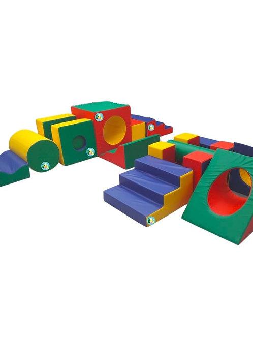 Circuito 2050 - 16 peças