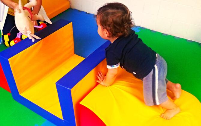A importância do brincar!
