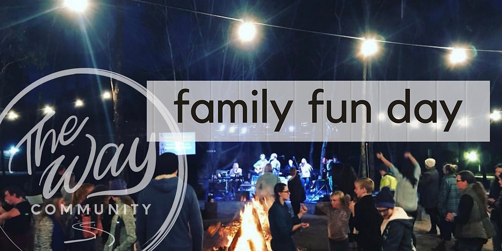 Family Fun Day - July 18th 2021 (CANCELLED)