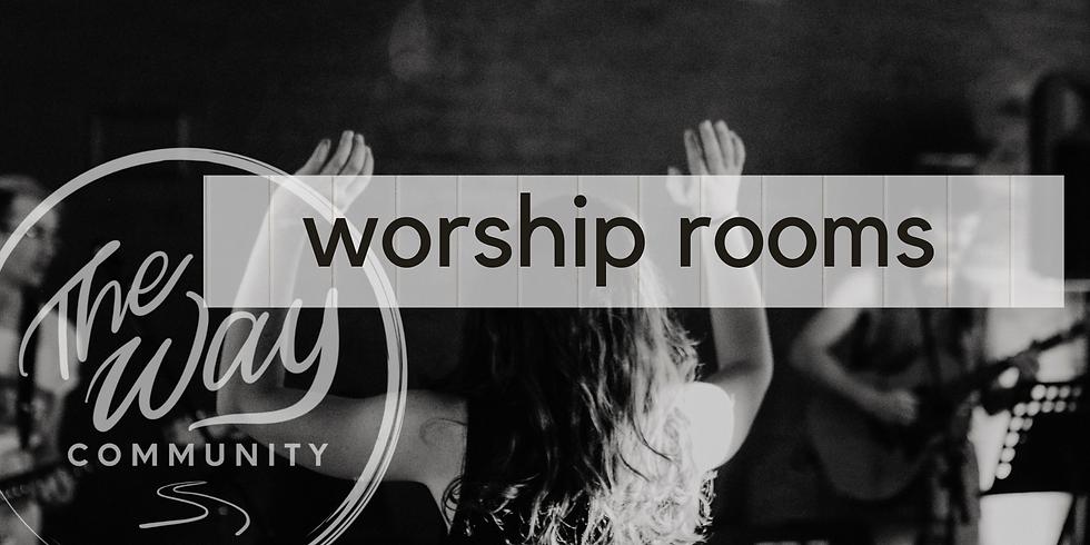 Worship Rooms