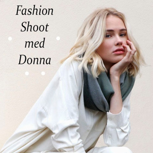 Fashion Shoot med Donna
