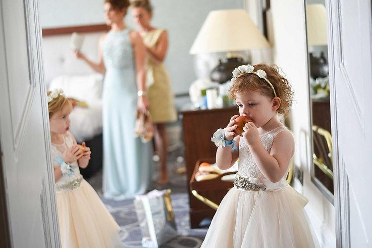 bridemaids wedding photographer