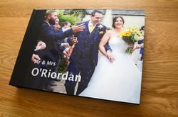 Acrylic Wedding Album