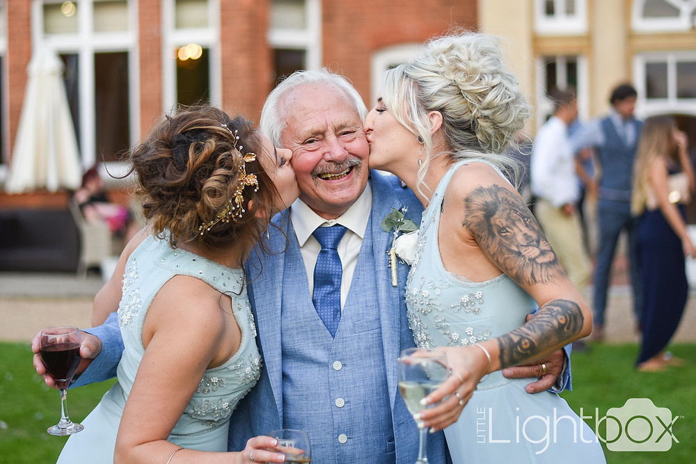 gloucestershire wedding album photographer