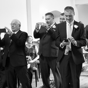 wedding guest documentary photography