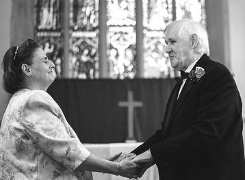 little lightbox vows wedding church photography