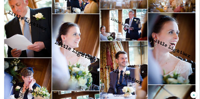 customer wedding gallery example