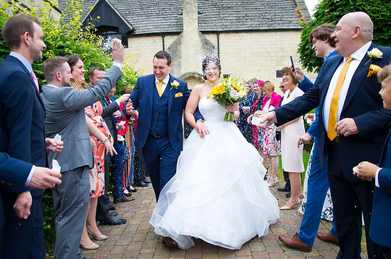 confetti vows photography gloucesteshire