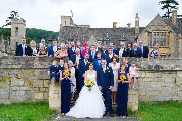 wedding group photographer cheltenham