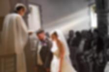 little lightbox wedding photo