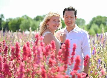 couple photographer summer cotswolds