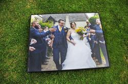 Example wedding Canvas