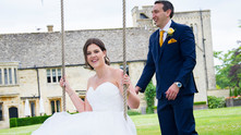 Wedding day at Ellenbrough Park Hotel, Cheltenham